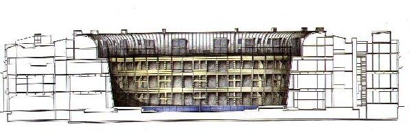 Arquitectura En Linea Latina