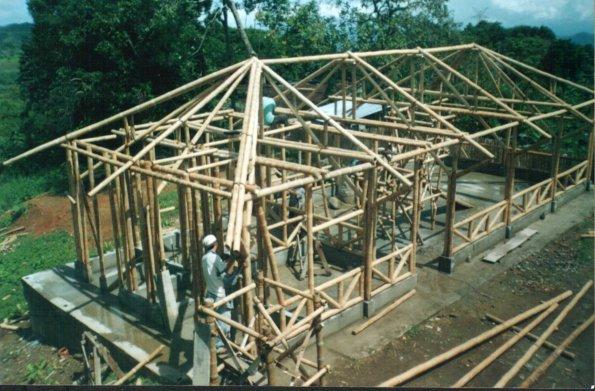 Arquitectura en linea arquitectura monografias - Como se construye una casa ...